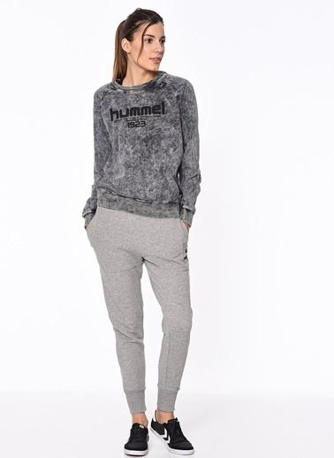 Hummel Uzun Kollu Sweatshirt Siyah